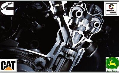 John Deere Re526975 Engine Overhaul Kit 6068th Tier 2 And 3