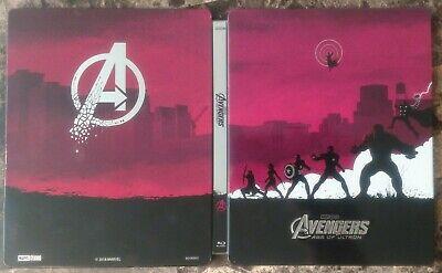 Avengers: Age of Ultron (Blu-ray + Digital Copy, 2018, Best Buy