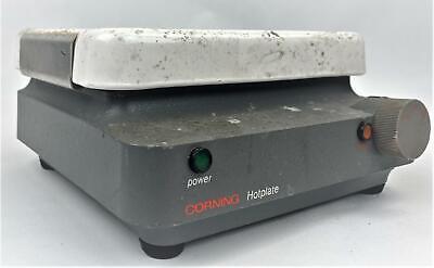 Corning Pc-300 6x7 Ceramic Scientific Laboratory Hot Plate -tested Working