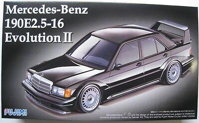 Mercedes-Benz 190E 2.5-16 Evolution II  Bausatz  FUJIMI   Maßstab 1:24  OVP  NEU