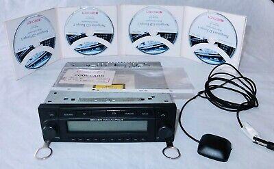 Becker Indianapolis 7920 Navi MP3 Autoradio100% Funktion-Mercedes W140 W210 R129