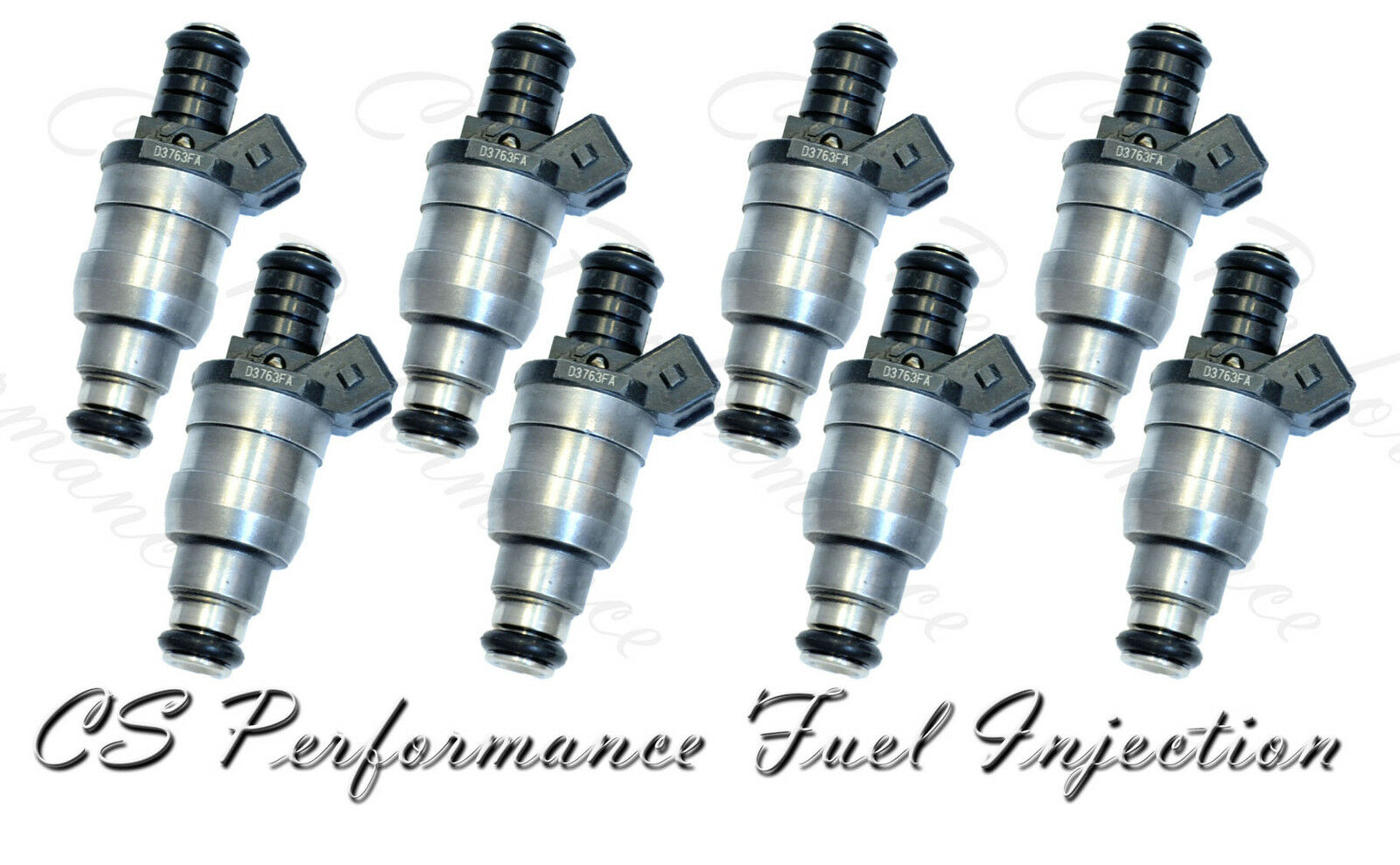 HDB250 Rebuilt by Master ASE Mechanic USA 6 OEM Jecs Fuel Injectors Set