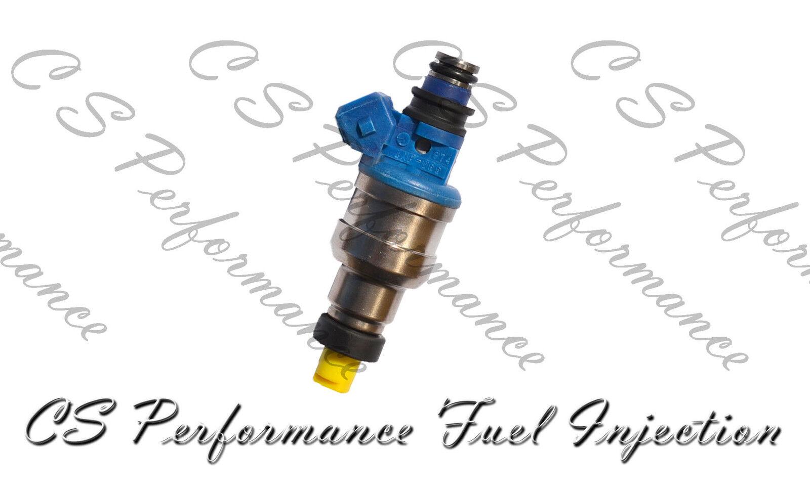 6 INP-062 Rebuilt by Master ASE Mechanic USA OEM Nikki Fuel Injectors Set