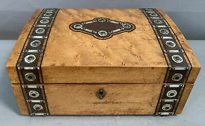 Boxes Jewelry Box With Brass Vatican