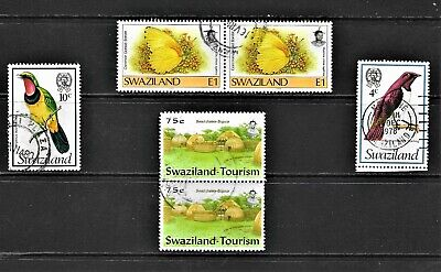 SWAZILAND ... NICE STAMPS
