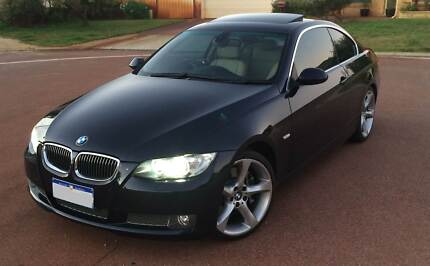 2006/07 BMW 335i TwinTurbo 6 Speed Steptronic E92 Coupe West Perth Perth City Preview