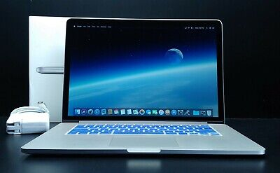 "Apple MacBook Pro 15"" Retina / 3.2GHz Quad i7 / UPGRADED 16GB RAM & 256GB SSD"