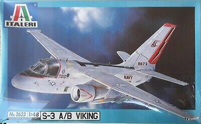 ITALERI Réf: 2623 1/48 S-3 A/B Viking Neuf sous film