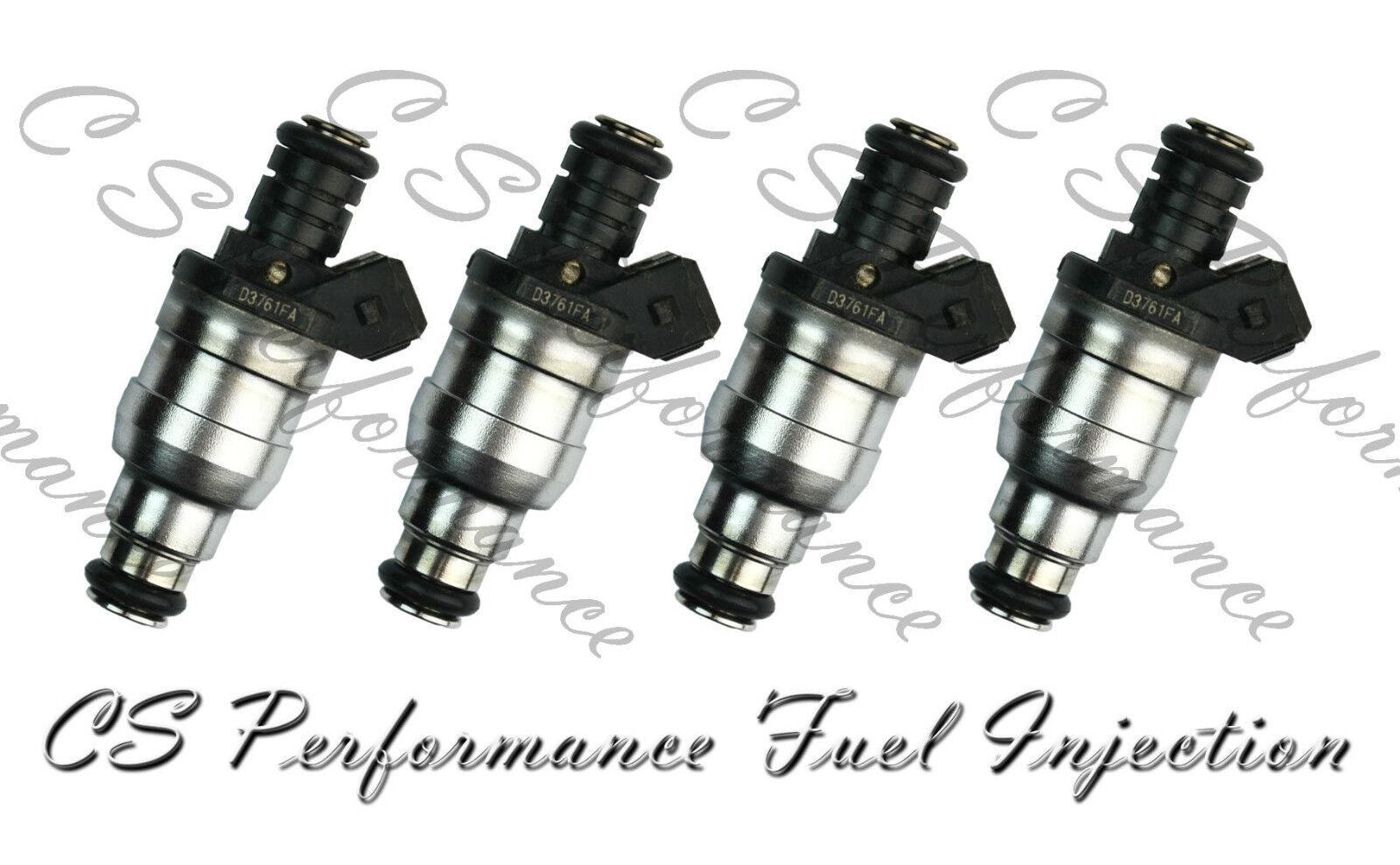 OEM Siemens Fuel Injectors Set 4 04891573AB Rebuilt by Master ASE Mechanic USA
