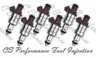 Siemens Flow Matched Fuel Injector Set for Dodge 3.3 4612176 (6)