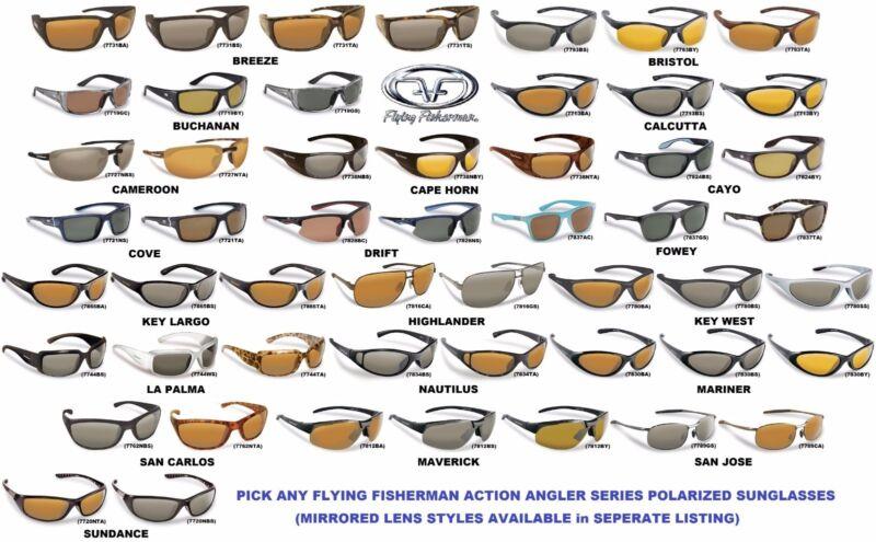какие очки выбрать поляризационные очки для рыбалки