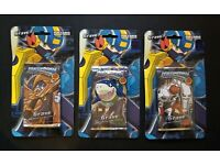 Decipher Megaman NT CCG//TCG Sealed 6x Starter Deck 3x Booster Box Lot//Collection
