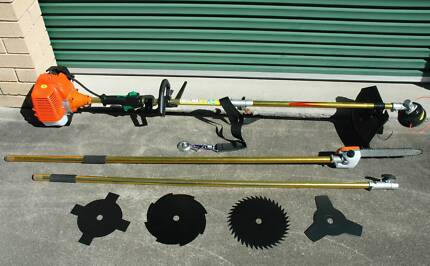 Pole Chainsaw Pruner Saw Brush Cutter Whipper Snipper, Blower Bangalow Byron Area Preview