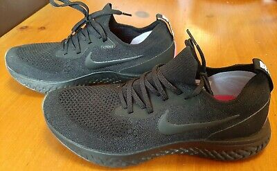 Nike BE TRUE Epic React Flyknit 2 Size 9 Mens