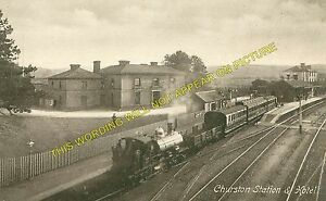 Churston-Railway-Station-Photo-Kingswear-to-Paignton-and-Brixham-Lines-GWR