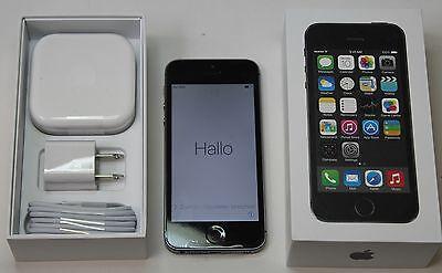 Apple iPhone 5s 16GB Space Gray (Verizon) unlocked GSM Smartphone LTE 5 s GREAT!