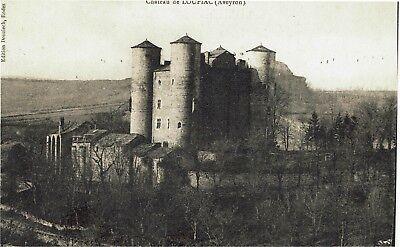 CPA-Carte postale-France -Aveyron - LOUPIAC - Son Château (iv 737)