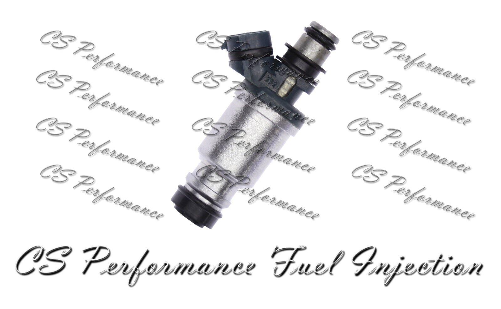 4 OEM Denso Fuel Injectors Set 23250-76010 Rebuilt by Master ASE Mechanic USA