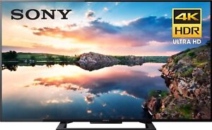 "SONY SMART TV LED 50"" 4K UHD with HDR"
