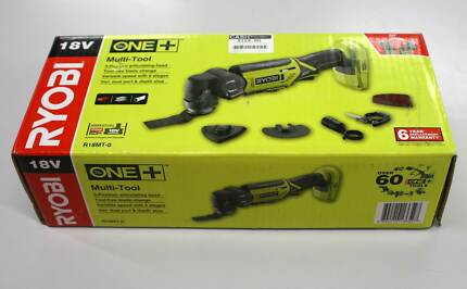 Ryobi One+ 18V Multi-Tool Skin, Brand New In Box Nerang Gold Coast West Preview
