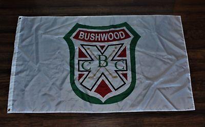 Country Club Golf Pin Flag (Bushwood Banner Flag Country Club Caddy Caddyshack Golf Pin Logo Bush Wood CC)
