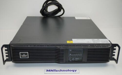 Emerson Liebert | GXT3-1500RT120 | 1500VA 1350W Online UPS w/New Batteries