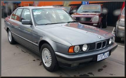 1993 BMW 5 Sedan Braybrook Maribyrnong Area Preview