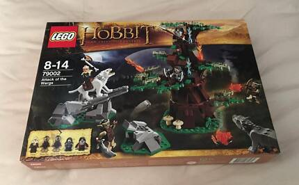 LEGO The Hobbits - 79002 Attack of the Wargs - Brand New