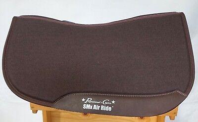 Professional's Choice SMx Air Ride Felt Barrel Saddle Pad 28