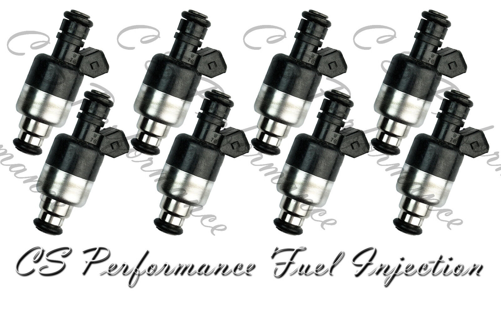 Rochester Fuel Injectors (8) Set 17120683 for 1994-1996