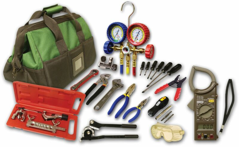 Elenco TK-8500 HVAC Master Technician Tool Kit
