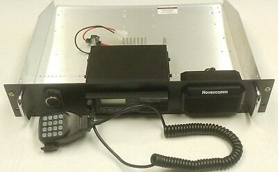 2u Rack Mount For Connect Systems Cs-800 Mobile Radio With 15a Power Supply