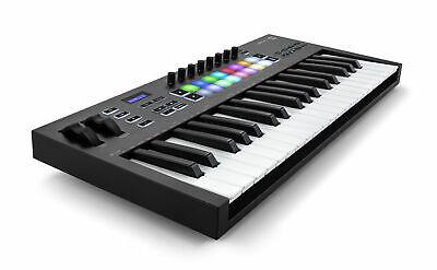 Novation Launchkey 37 MK3 MIDI-Controller-Keyboard 37 Tasten Ableton Live USB