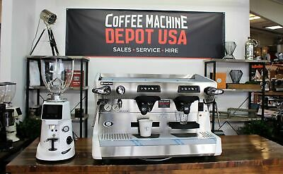 Rancilio Classe 5 Usb - 2 Group Tall Commercial Espresso Machine