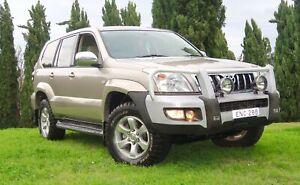 2003 Toyota prado gxl turbo diesel