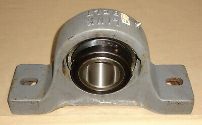 Link Belt P2u339 Pillow Block Bearing Shaft 2-716 Ball Bearing Non-expansion