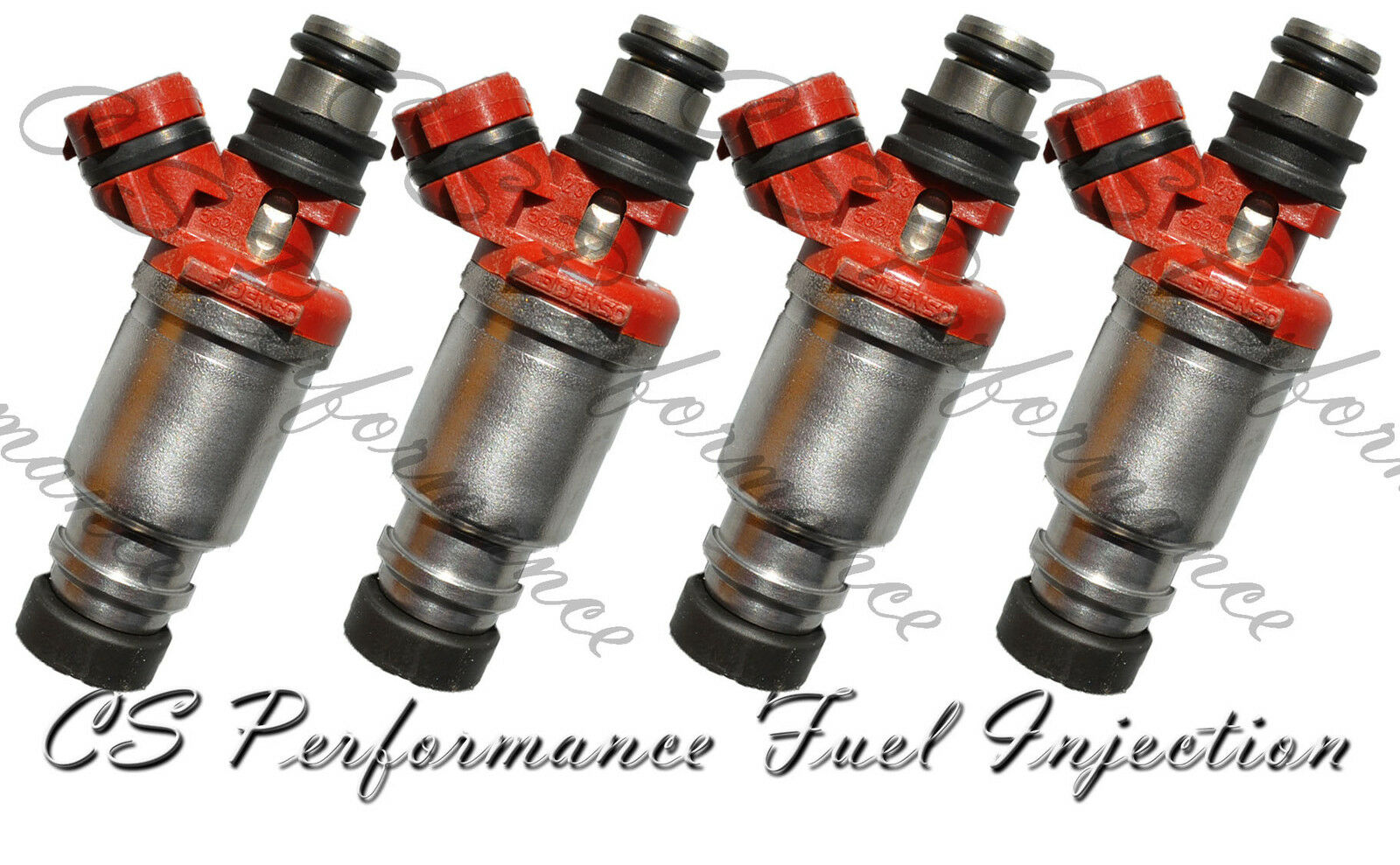 "4\pack /""OEM/"" DENSO Fuel Injectors 1994-1997 Toyota Celica 1.8L I4 {#23250-16160}"