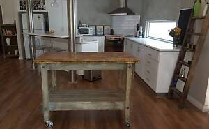 Kitchen Island Bench On Wheels Home Amp Garden Gumtree