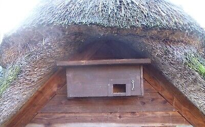 Eco friendly  Swift Nest Box x3 Hand made by Homes for woodland folk