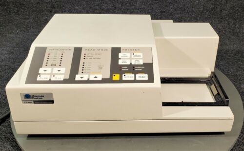 MOLECULAR DEVICES UV MAX KINETIC MICROPLATE READER