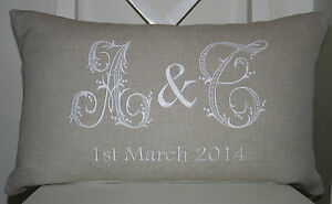 Personalised-Laura-Ashley-Natural-Austin-Cushion-Cover-Double-Monogram