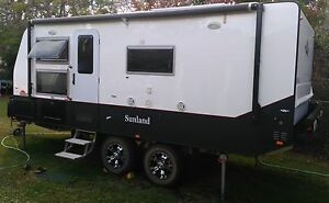 2015 Caravan Sunland Patriot 186 Offroad Bundaberg Surrounds Preview