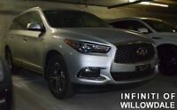 2018 Infiniti QX60 Leather, Bluetooth, Heated steering wheel Markham / York Region Toronto (GTA) Preview