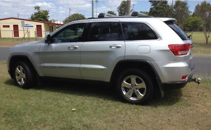 Jeep for sale in rockhampton region qld gumtree cars 2012 jeep grand cherokee suv fandeluxe Images