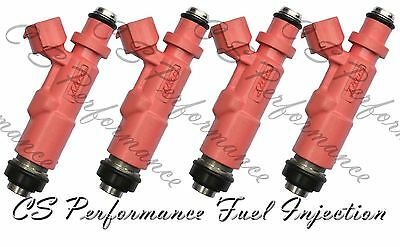 *Brand New* Fuel Injector Set: Toyota 2.4/2.7 - 4 Denso 23250-75080