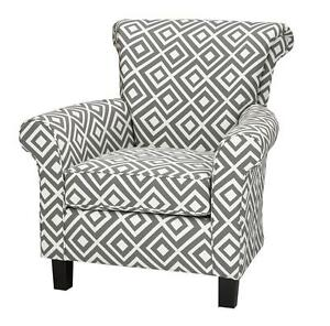 LATEST DESIGN CANADIAN MADE ACCENT CHAIRS MEGA SALE (AD 336)