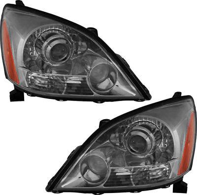 FITS LEXUS GX470 W/ SPORT 2003-2009 HEADLIGHTS HEAD LAMPS LIGHTS FRONT PAIR (2009 Lexus Gx470)