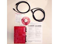 EDIROL Firewire Audio Interface FA-101 / 10 In - 10 Out