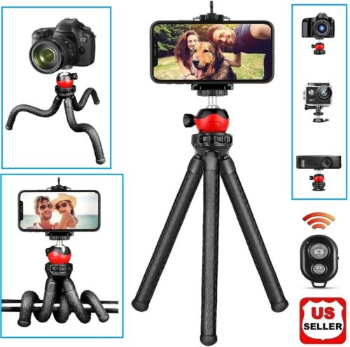 Portable Flexible Tripod Octopus Stand Gorilla Pod For Gopro Camera/SLR/DV Phone Cell Phone Accessories