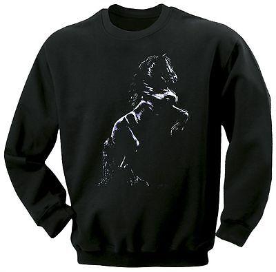 Kinder Sweatshirt Pferde 116 - 164 Steigender Friese Collection Boetzel 08618